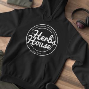 HH Black Hoodie